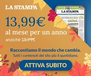 Abbonati a La Stampa - Tutto Digitale