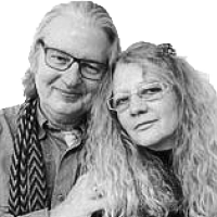 Jasmina Tesanovic e Bruce Sterling - Globalisti a Torino